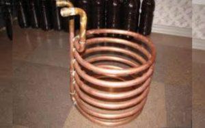 Змеевик или теплообменник чаще применяется для создания еще одного нагревающего контура