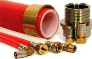 Торговая марка REHAU представляет 3 основные категории труб