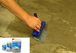 Работы с бетоном и стеклом