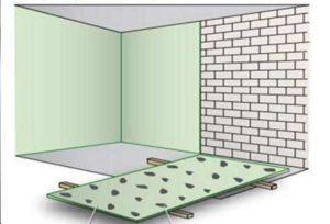 Если стены ровные, это не потребуется