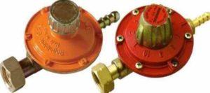 По виду пропускаемого газа редукторы можно разделить