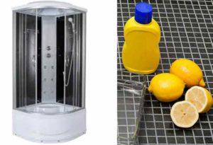 Чтобы избавиться от загрязнений, используйте натуральный лимонный сок