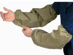 Сделать защиту для рук можно не только при помощи перчаток
