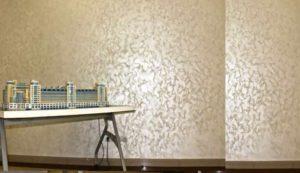 Достоинства отделки стен при помощи венецианской штукатурки