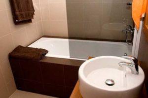 Ремонт ванной комнаты в частном доме: Обзор +Видео