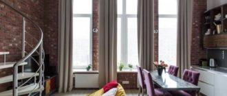 Материал, используемый на шторы и занавески на окнах, также может быть использован для скатертей