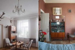 Использование советских ковров для современного интерьера