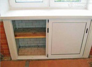 Установка на месте холодильника радиатора отопления