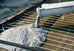 Уменьшение плотности готовой конструкции.