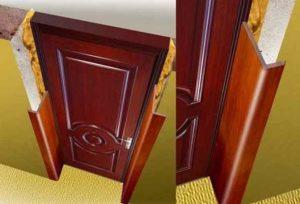 материал обладает хорошей плотностью, что способствует дополнительной тепло- и звукоизоляции;