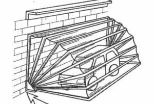 Помимо металла ракушка может быть построена из полимерного пластика