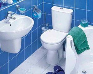 Бюджетная ванная комната своими руками: Обзор +Видео