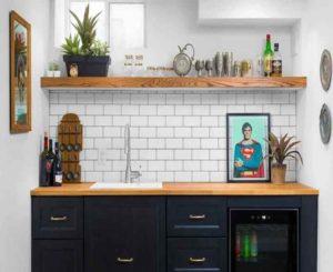 Как дешево сделать ремонт на кухне своими руками? Обзор +Видео