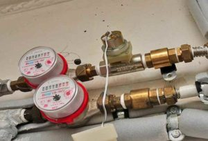 Полная электромагнитная защита с совмещенной частичной защитной системой
