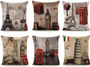 Среди множества крутых штук для дома с Алиэкспресс можно выделить даже декоративные подушечки для дома