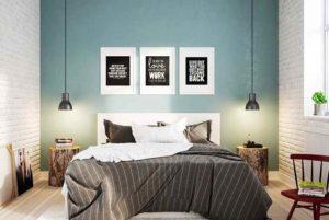 Идеи дизайна скандинавской спальни – фото с примерами интерьеров