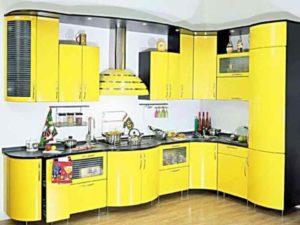 Подбор желтой палитры