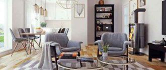 Мебель простой формы