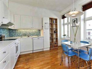 поговорим о дизайне белых кухонь