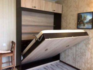 При помощи рулетки для измерений и столярного карандаша следует сделать все детали для будущего шкафа-кровати в виде лекал, все строго по чертежу