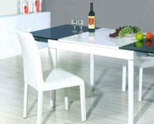Самым важным аспектом выбора стола будет его форма