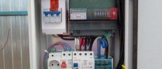 Сейчас мы разберемся как собрать электрощит – автоматы и кабели.