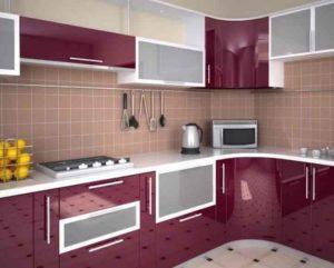 фасады чаще всего подбираются для оформления классической кухни