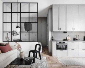 Основными характеристиками предметов мебели в этом стиле будет простора форм