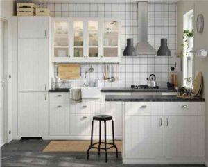 Обзор идеального ремонта кухни + фото