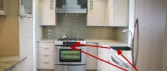 Плита (варочная поверхность) – представляет собой самый опасный прибор