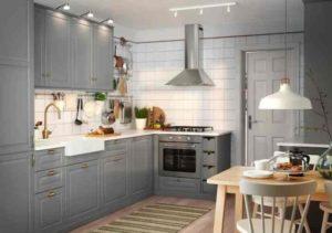 Создайте кухню своей мечты без дизайнера: все секреты обустройства