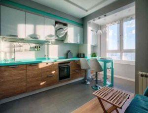 Современные идеи интерьера кухни 2021 года + фото и видео