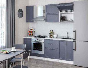 Серая кухня в интерьере – лучшие варианты оформления + фото