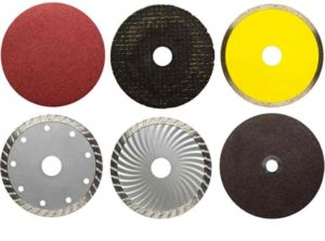 Что такое диски для шлифования металла