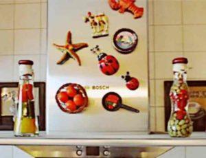 Обращайте внимание на прочие предметы кухонного интерьера