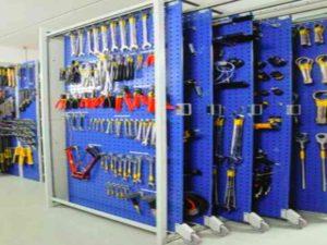 Как правильно хранить инструменты дома, в гараже, квартире