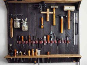 Органайзер-скрутка из текстиля