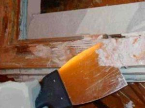 Как снять старую краску с дерева чем и как убрать краску с деревянного пола