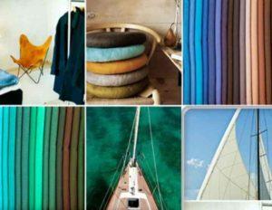 Бирюзовый интерьер в интерьере + фото и примеры оформления