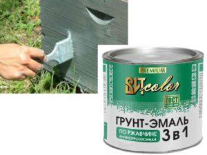 Эмаль и краска БТ-177: характеристики, описание, свойства материалов