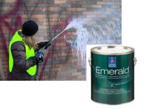 Антивандальная краска для наружных работ – преимущества и характеристики