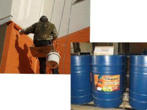 Перхлорвиниловая краска ХВ-161 – характеристики и использование