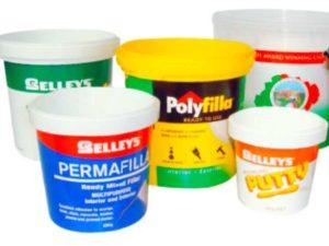 Пластиковая краска – использование, состав