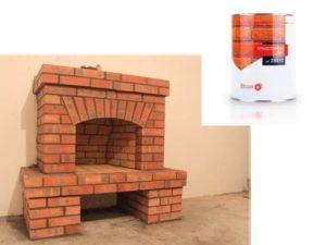 Термостойкий лак для каминов и печей – особенности средства