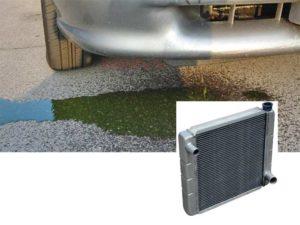 Чем заклеить радиатор охлаждения – методы ремонта