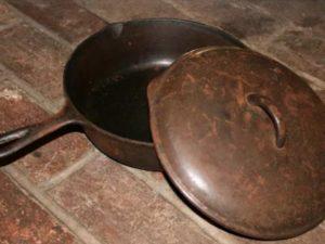 Нарушение правил по уходу за посудой