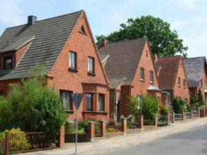 Что используют при постройке домов в Западной Европы