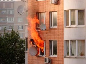 Возгорание должно было иметь стихийный, и ни в коем случае не умышленный характер.