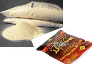 Первый сорт представляют зерна единого размера