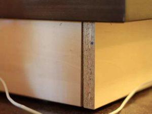 Как проверить предметы мебели на наличие вещества